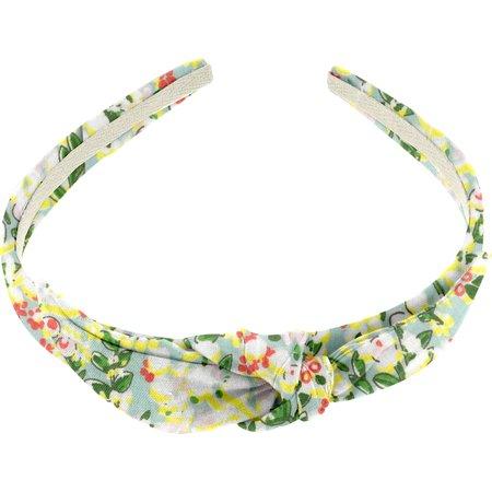 bow headband menthol berry