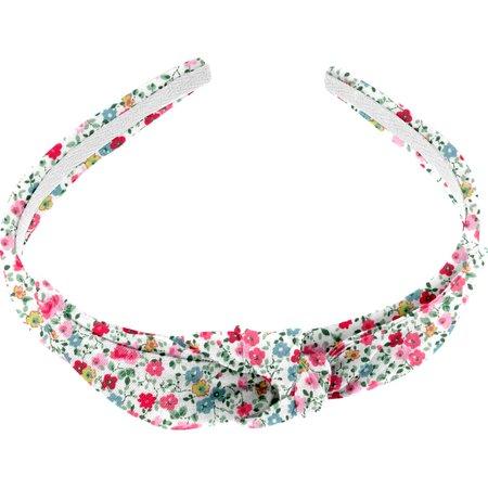 bow headband rosary