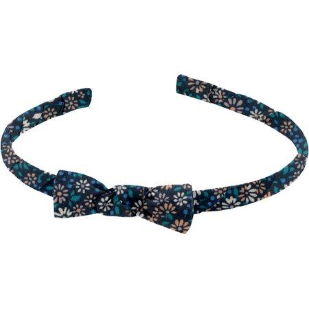 Thin headband paquerette marine