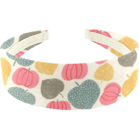 Wide headband summer sweetness