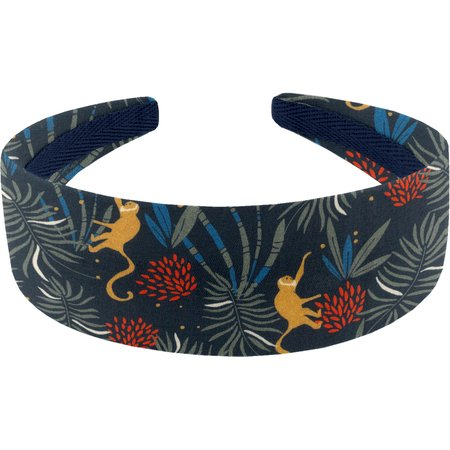 Wide headband jungle party
