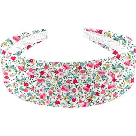 Wide headband rosary