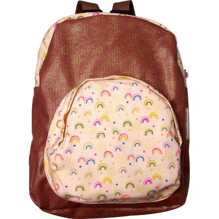 Children rucksack rainbow