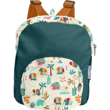 Petit sac à dos  carnaval d'eléphants