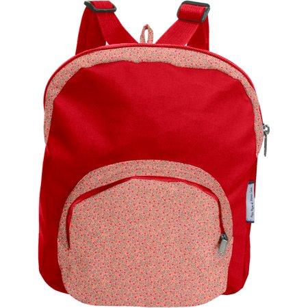 Petit sac à dos  mini fleur rose