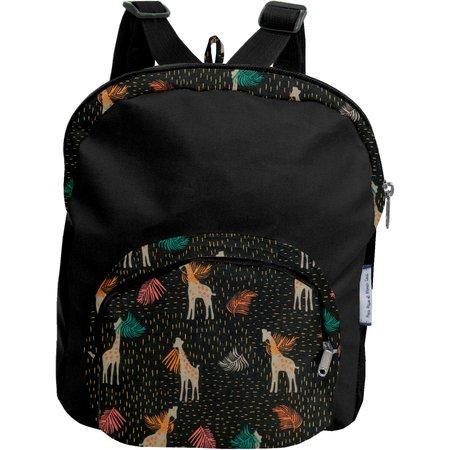 Petit sac à dos  palma girafe