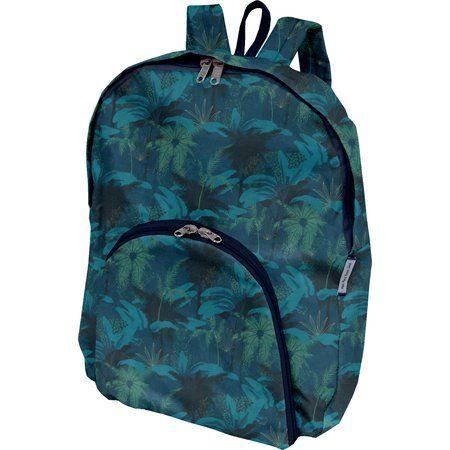 Foldable rucksack  wild winter