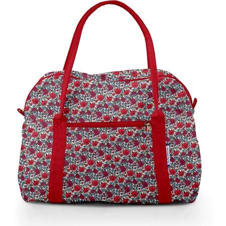 Bowling bag  poppy