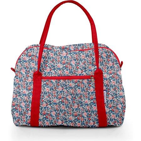 Bowling bag  flowered london