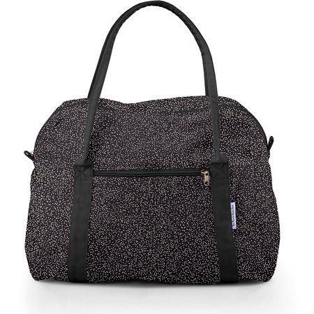 Bowling bag  noir pailleté