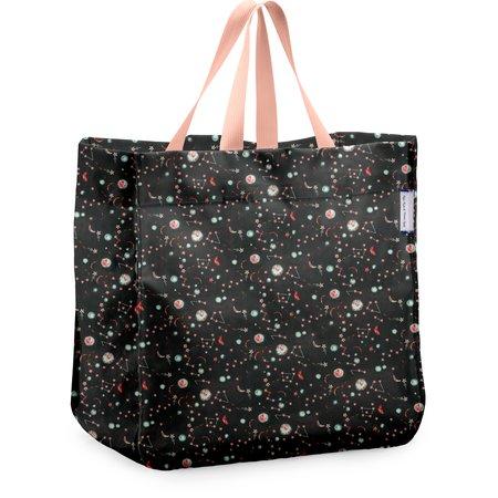 Sac cabas shopping constellations