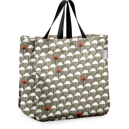 Shopping bag flamingo