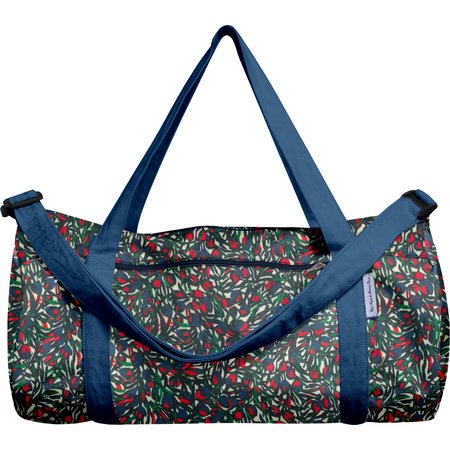 Duffle bag  tulipes