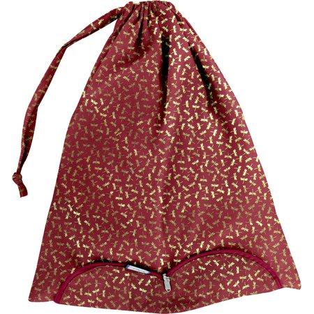 Lingerie bag ruby dragonfly