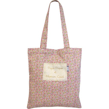Sac tote bag jasmin rose
