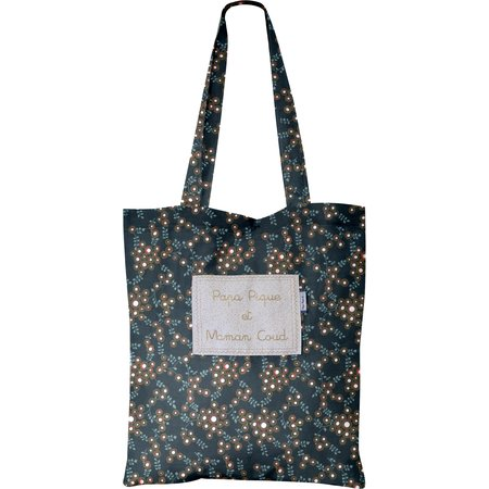 Tote bag fireflies