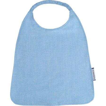 Elastic napkin child oxford blue