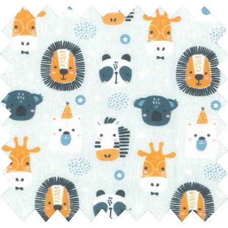 Tissu coton ex1044