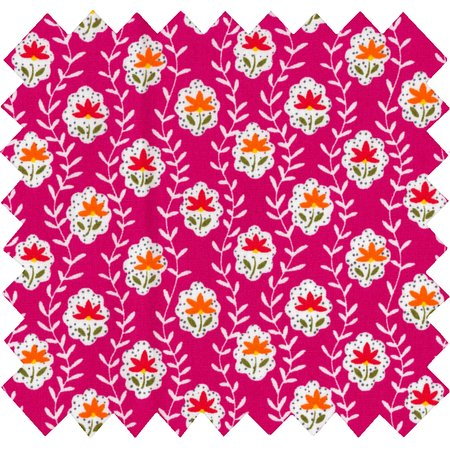 Cotton fabric extra 554