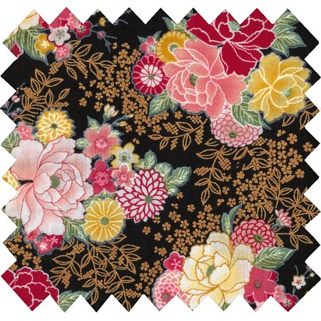 Cotton fabric extra 572