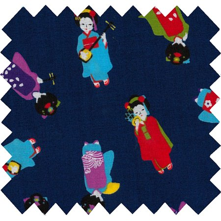 Cotton fabric extra 577