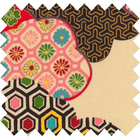 Tissu coton  extra 621