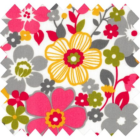 Cotton fabric extra 636