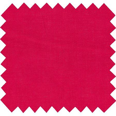 Tissu coton rouge