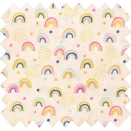 Coated fabric rainbow