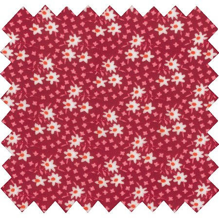 Coated fabric cosmo rouge ex1009