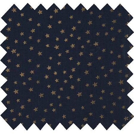Coated fabric etoile or marine
