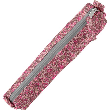 Mini pencil case plum lichen