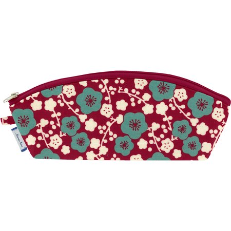 Pencil case ruby cherry tree