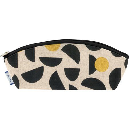 Pencil case golden moon