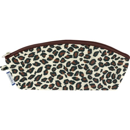 Pencil case leopard print