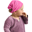 Headscarf headband- Baby size pink - light cotton canvas