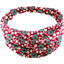 Headscarf headband- Baby size ruby cherry tree - PPMC