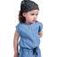 Headscarf headband- Baby size autumn tale