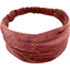 Headscarf headband- Baby size ruby dragonfly - PPMC
