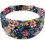 Headscarf headband- child size pink blue dalhia - PPMC