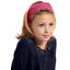 Turbantes para niña fucsia