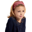 Bandeau fichu Enfant libellule mini rubis