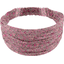 Headscarf headband- child size plum lichen - PPMC