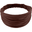 Headscarf headband- child size brown - PPMC