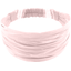 Headscarf headband- child size light pink - PPMC