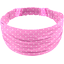 Headscarf headband- child size pink spots - PPMC