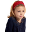 Headscarf headband- child size red