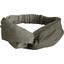 crossed headband khaki lurex gauze - PPMC
