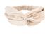 crossed headband  glitter linen - PPMC