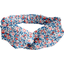 crossed headband flowered london - PPMC